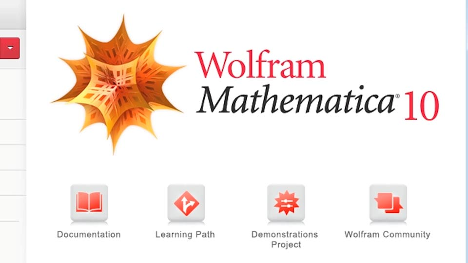 Welcome: Up and Running with Mathematica 10