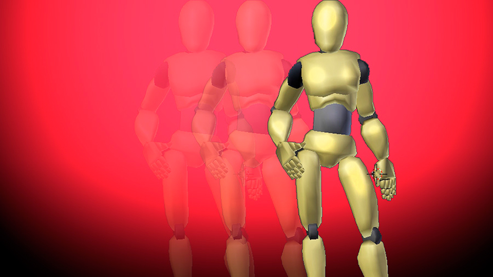Character Modeling In Blender Lynda : Rigging a humanoid character with blender