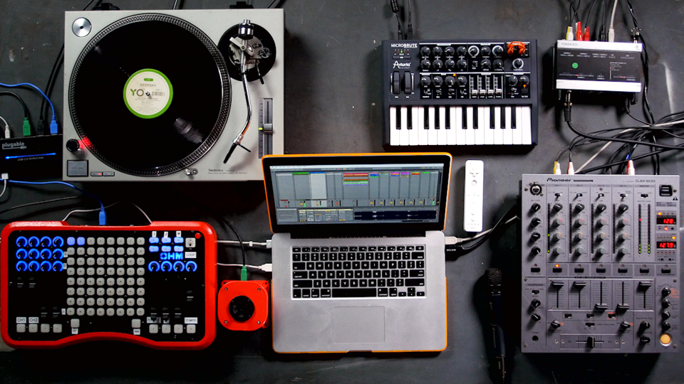 Welcome: DJing with Ableton Live