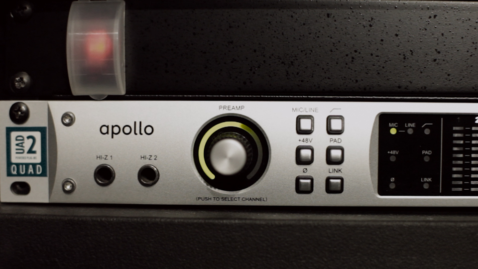 Welcome: Up and Running with Universal Audio UAD-2/Apollo
