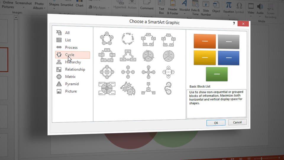 Welcome: Using Office Shapes and SmartArt to Enhance Business Documents