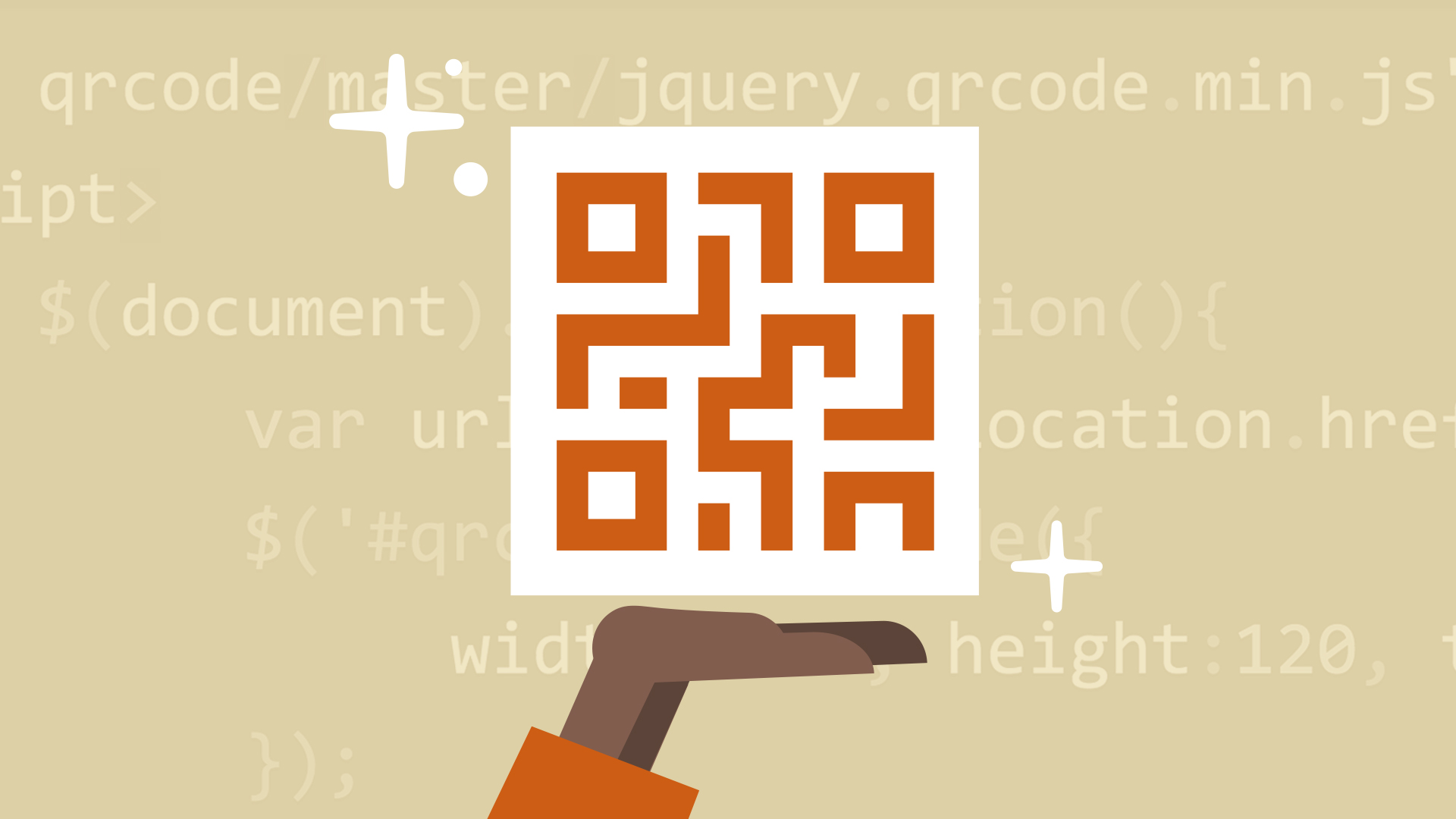 Design the Web: Adding Dynamic QR Codes