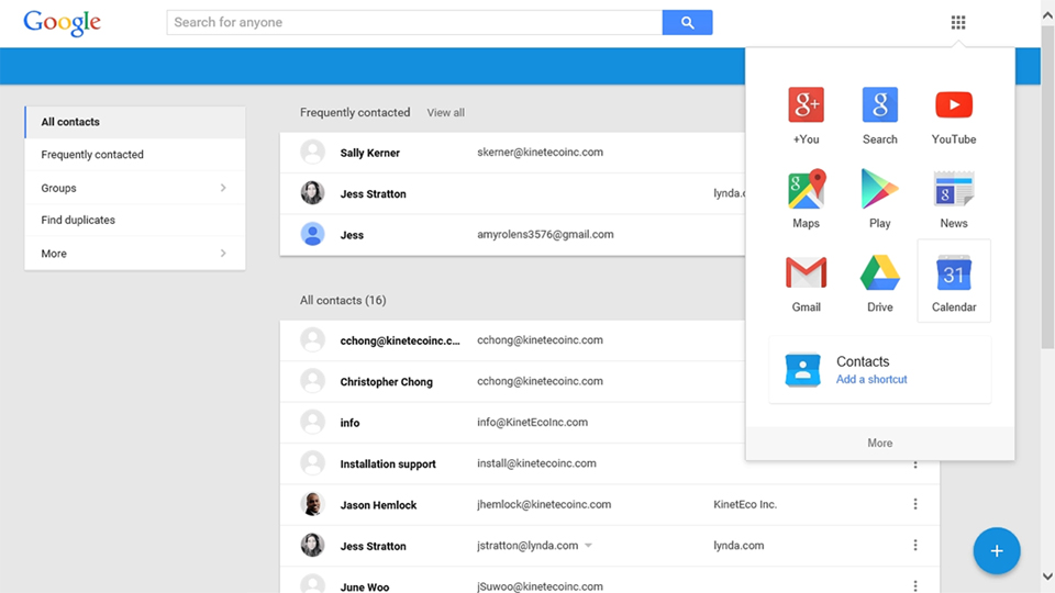 Welcome: Migrating from Office 2010 to Google Apps