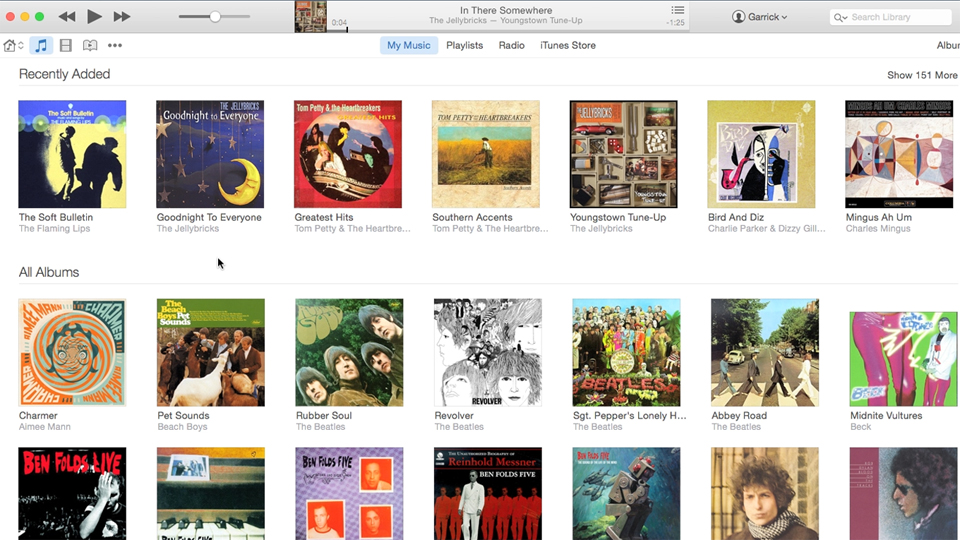 Welcome: Up and Running with iTunes 12