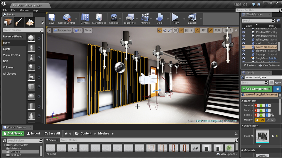 Welcome: Unreal Engine: Architectural Visualization