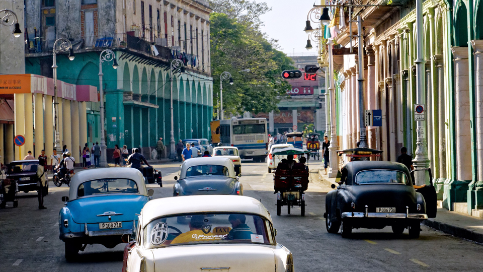 Welcome: Travel Photography: A Photographer in Cuba