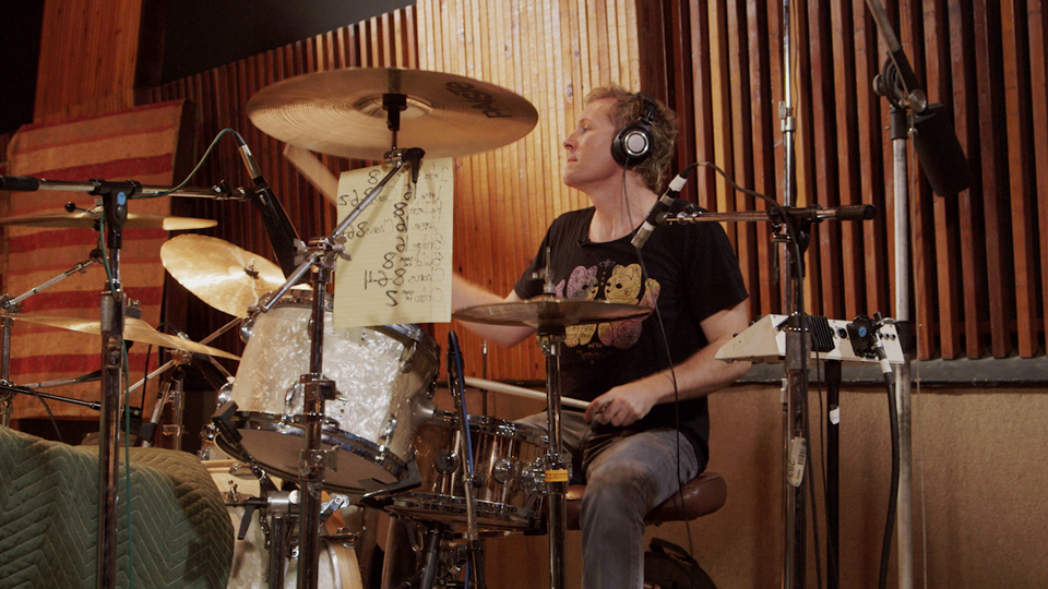 Welcome: Drum Recording Session with Josh Freese