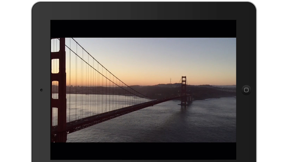 Applying a Vignette effect: Learn Lightroom Mobile: The Basics