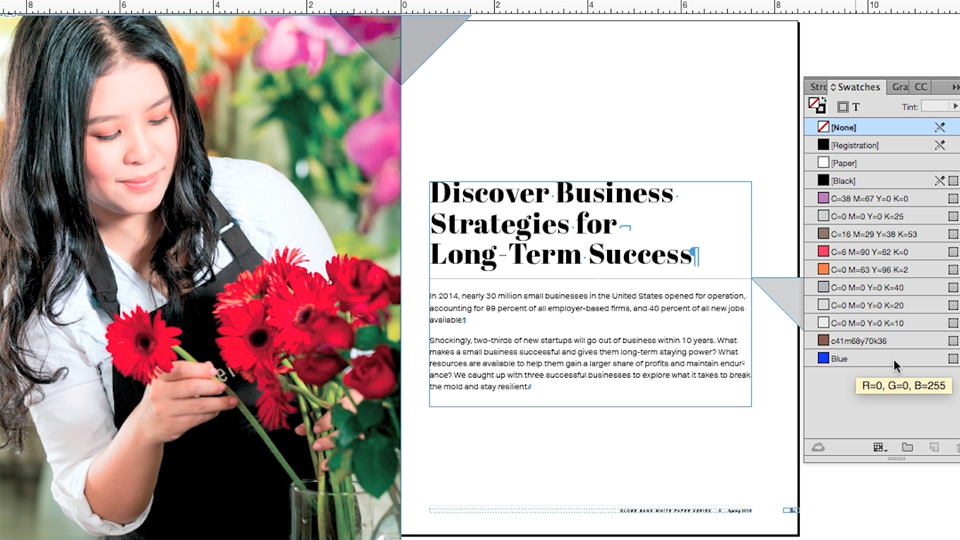 Welcome: Designing Templates with InDesign