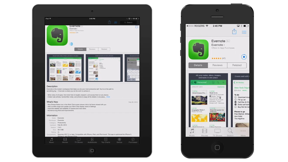 Welcome: Up and Running with Evernote