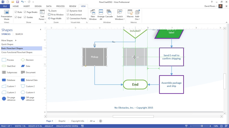 Welcome: Visio 2013 Essential Training