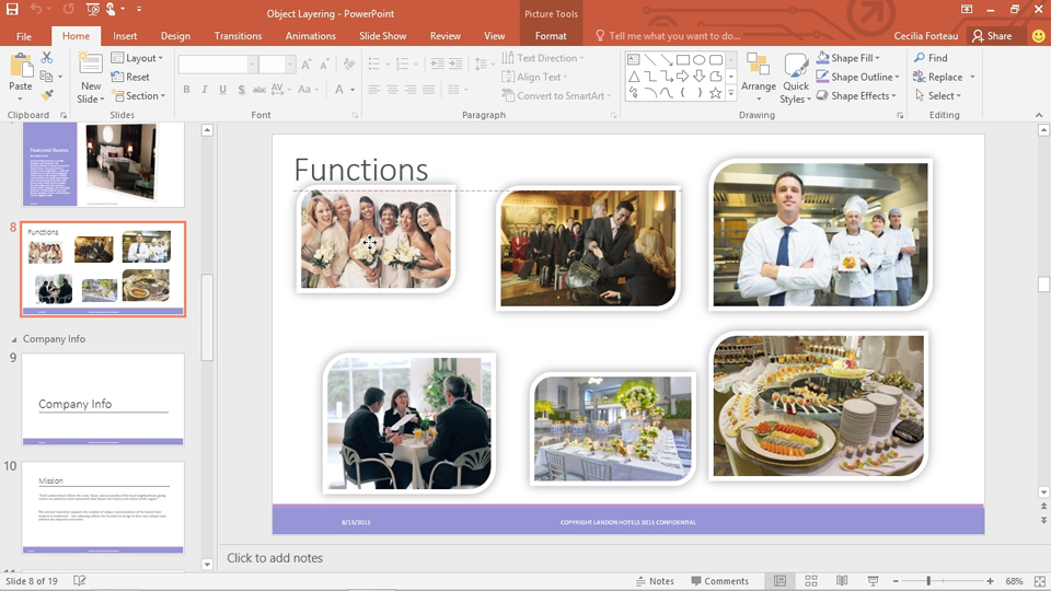 Welcome: PowerPoint 2016 Essential Training