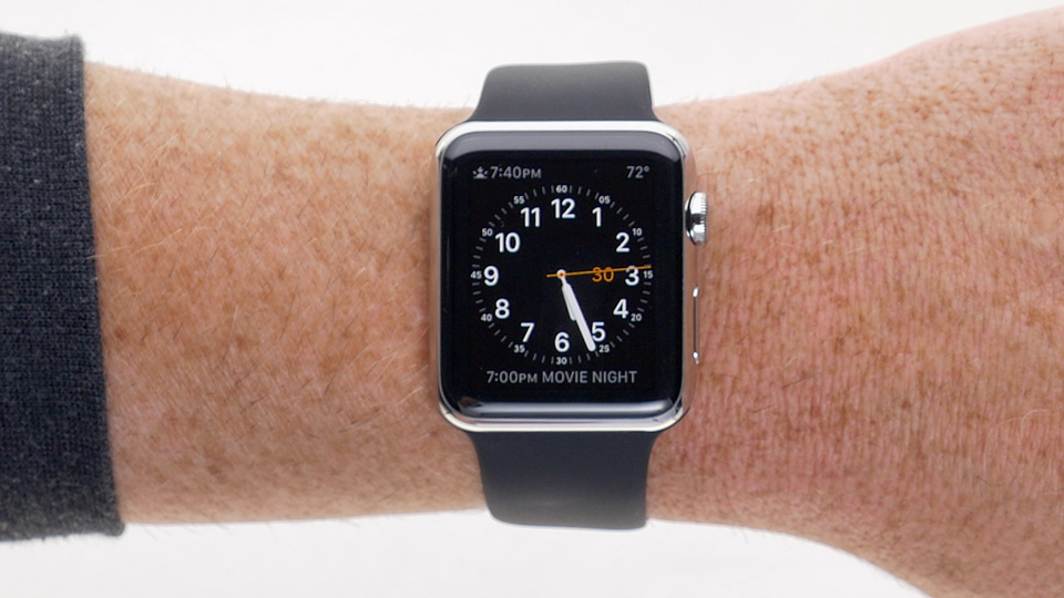 Welcome: Up and Running with Apple Watch