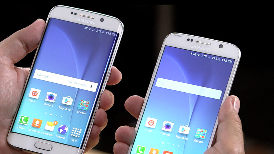 Welcome: Samsung Galaxy S6 and S6 Edge Essential Training