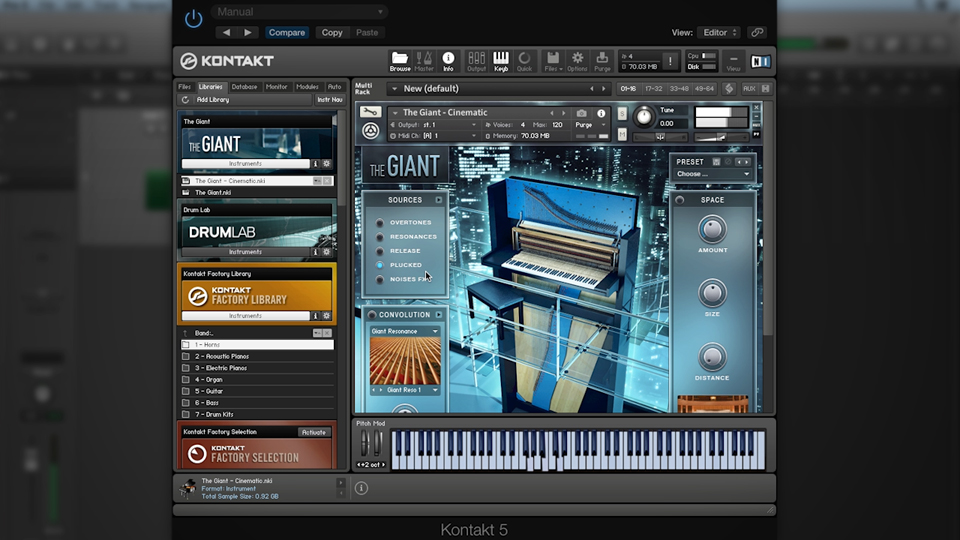 Welcome: Advanced Instrumentation and Sound Design with KONTAKT