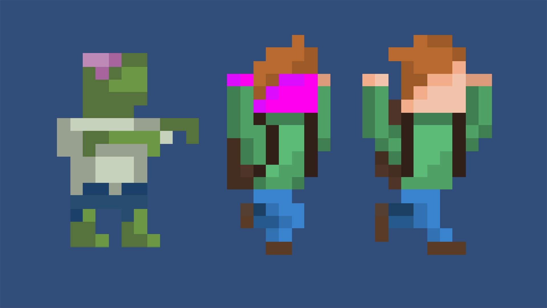 Unity 5: 2D Emulate Palette Swapping for Sprites