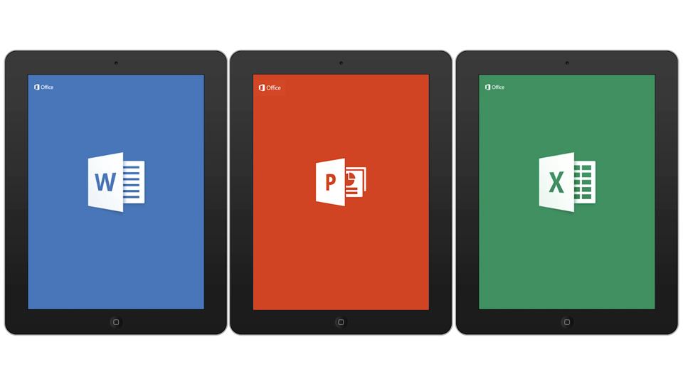 Welcome: Up and Running with Office for iPads and iPhones