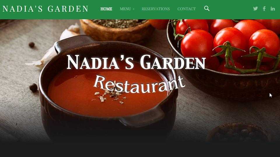 Welcome: WordPress DIY: Restaurant Website