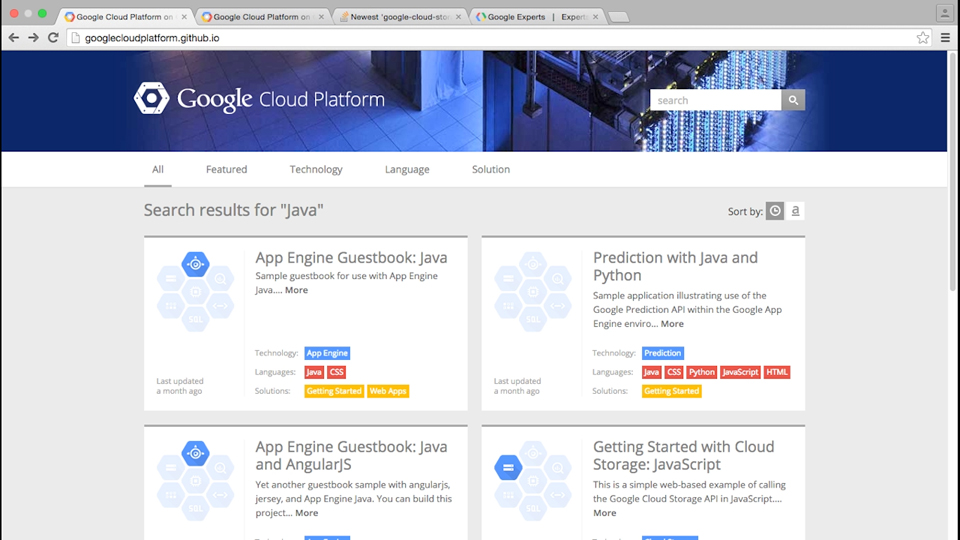 Welcome: Google Cloud Platform Essential Training