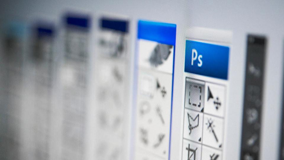 The desktop publishing revolution: Celebrating Photoshop: A 25th Anniversary Retrospective