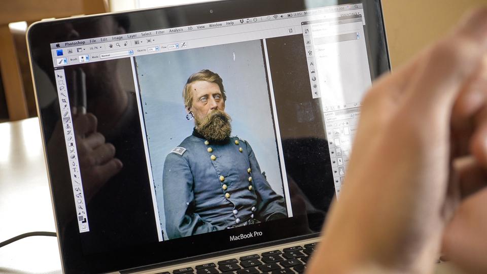 My Photoshop Story: Dana Keller, Photo Colorizer - Film: My Photoshop Story: Dana Keller, Photo Colorizer