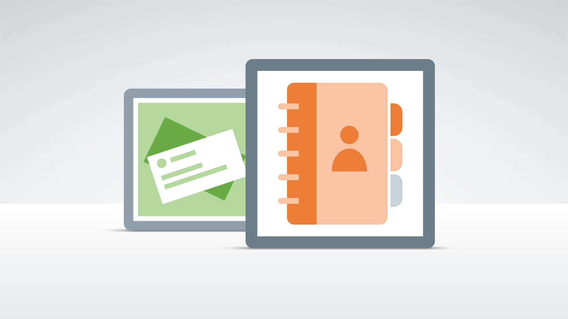 Welcome: Organizing Contacts and Business Cards