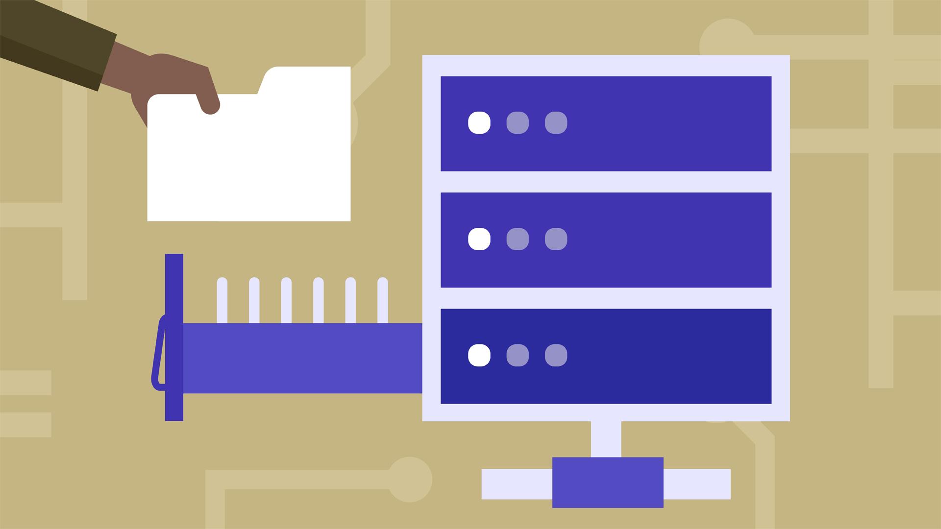 database foundations storage