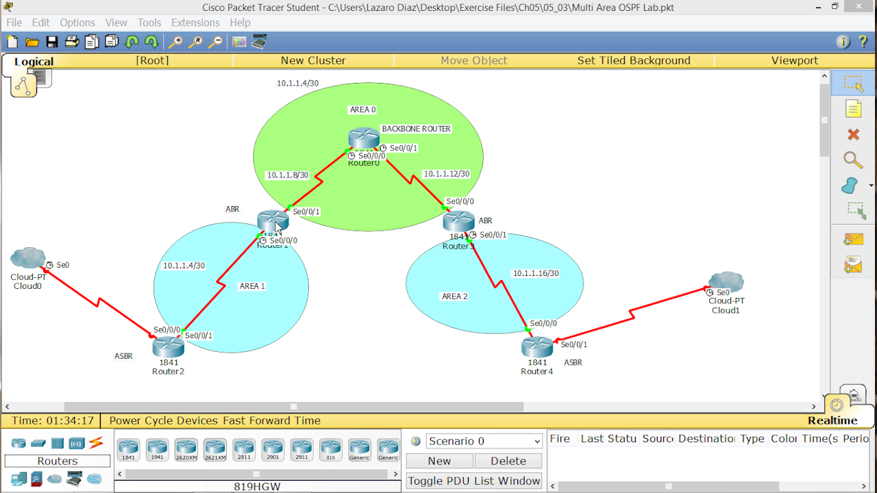Welcome: CCNA ICND2 Essential Training