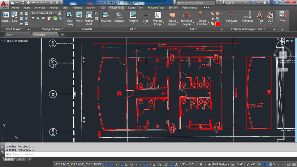 Welcome: AutoCAD Raster Design Essential Training