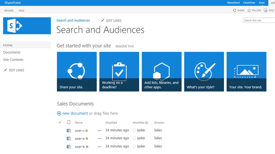 Welcome: SharePoint 2013 Security for Users