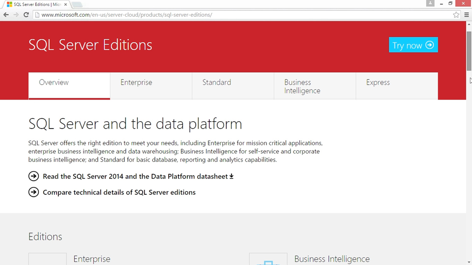 Installing SQL Server Express 2014: Migrating Access Databases to SQL Server