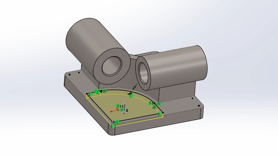 Drawing view types: Certified SOLIDWORKS Professional Prep Course