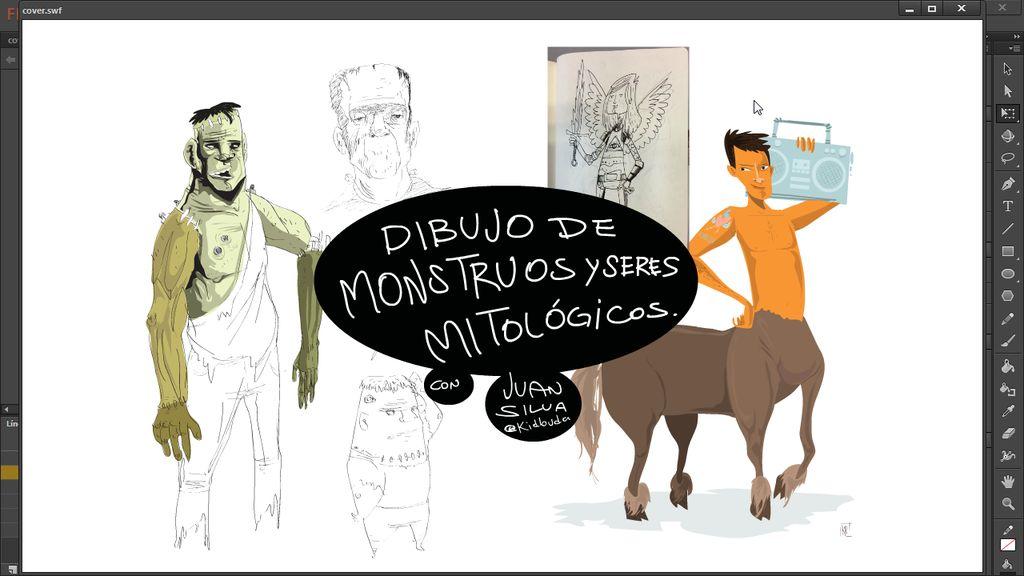Aprende A Dibujar Monstruos Y Seres Mitológicos