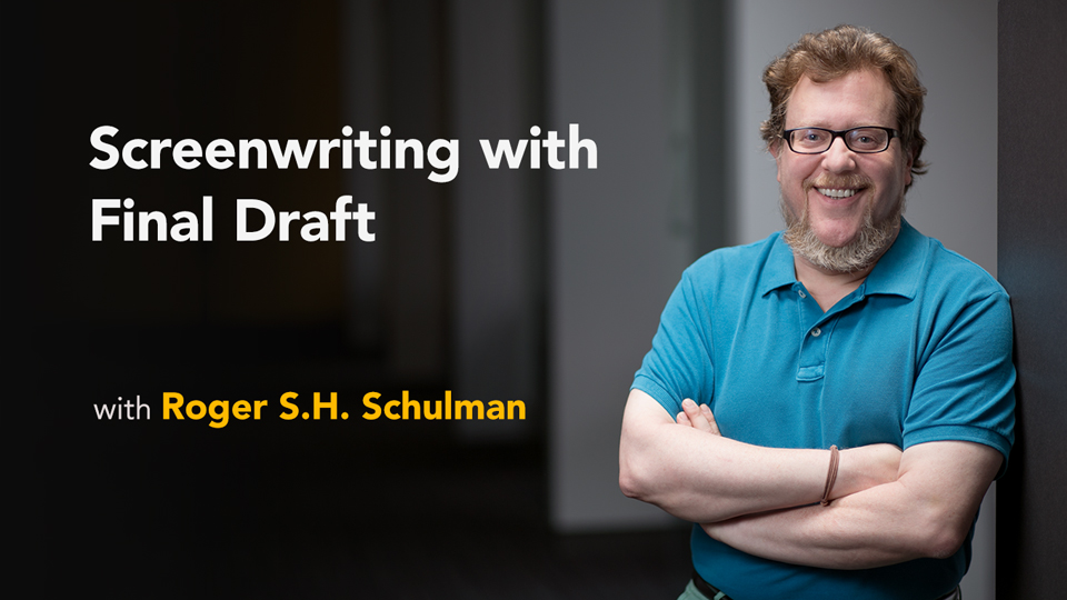 Other keyboard shortcuts: Screenwriting with Final Draft