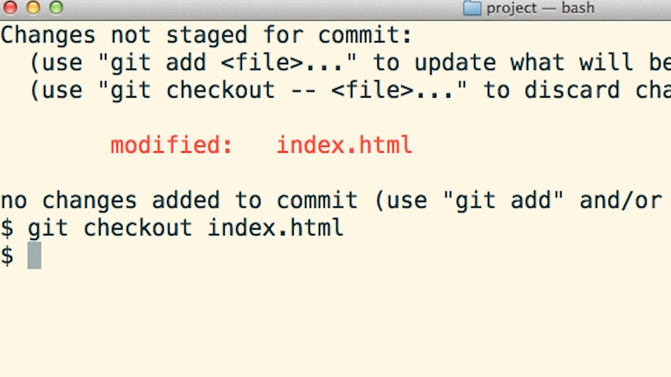 Welcome: Up and Running with Git and GitHub