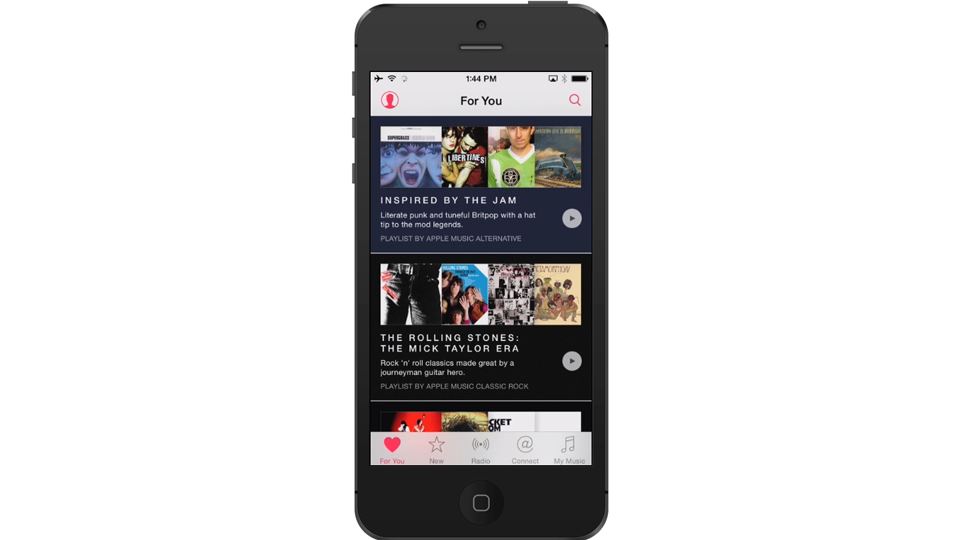 Welcome: Apple Music First Look