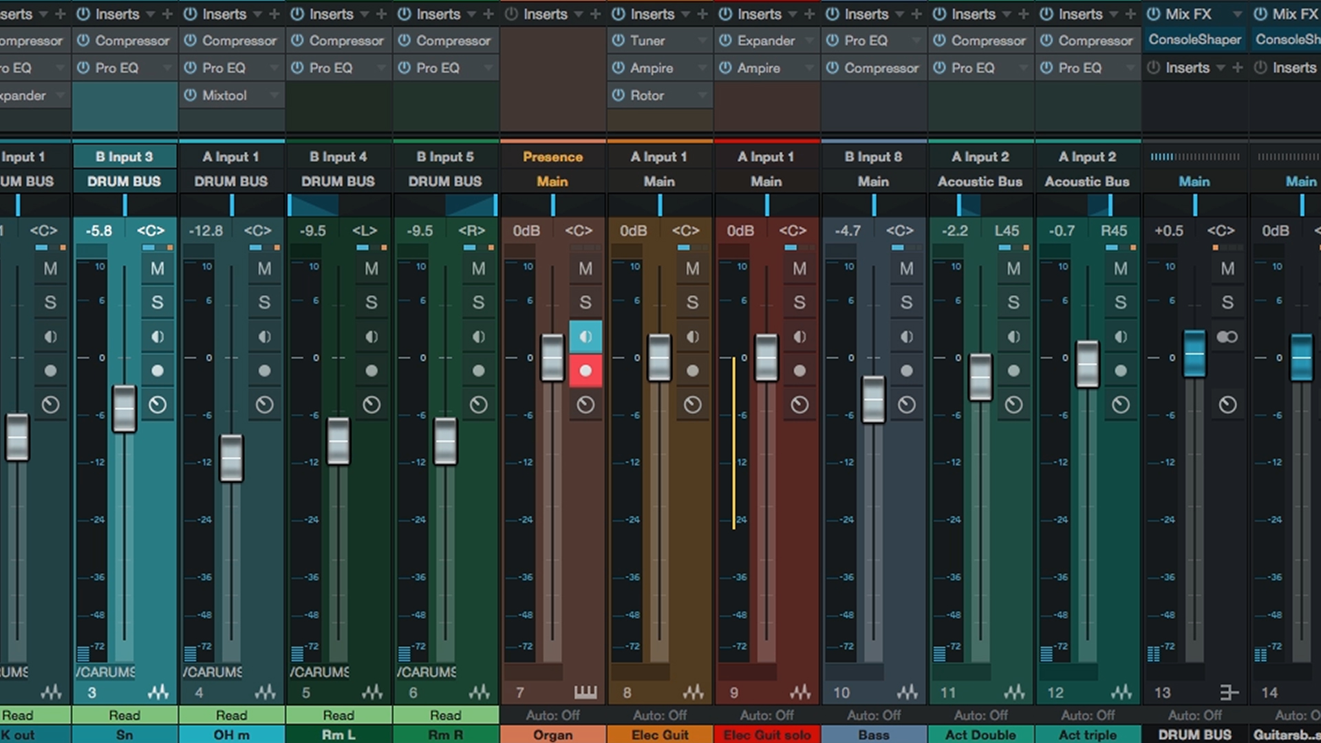 Loop recording and overlapping recording for MIDI: Up and Running with Studio One 3