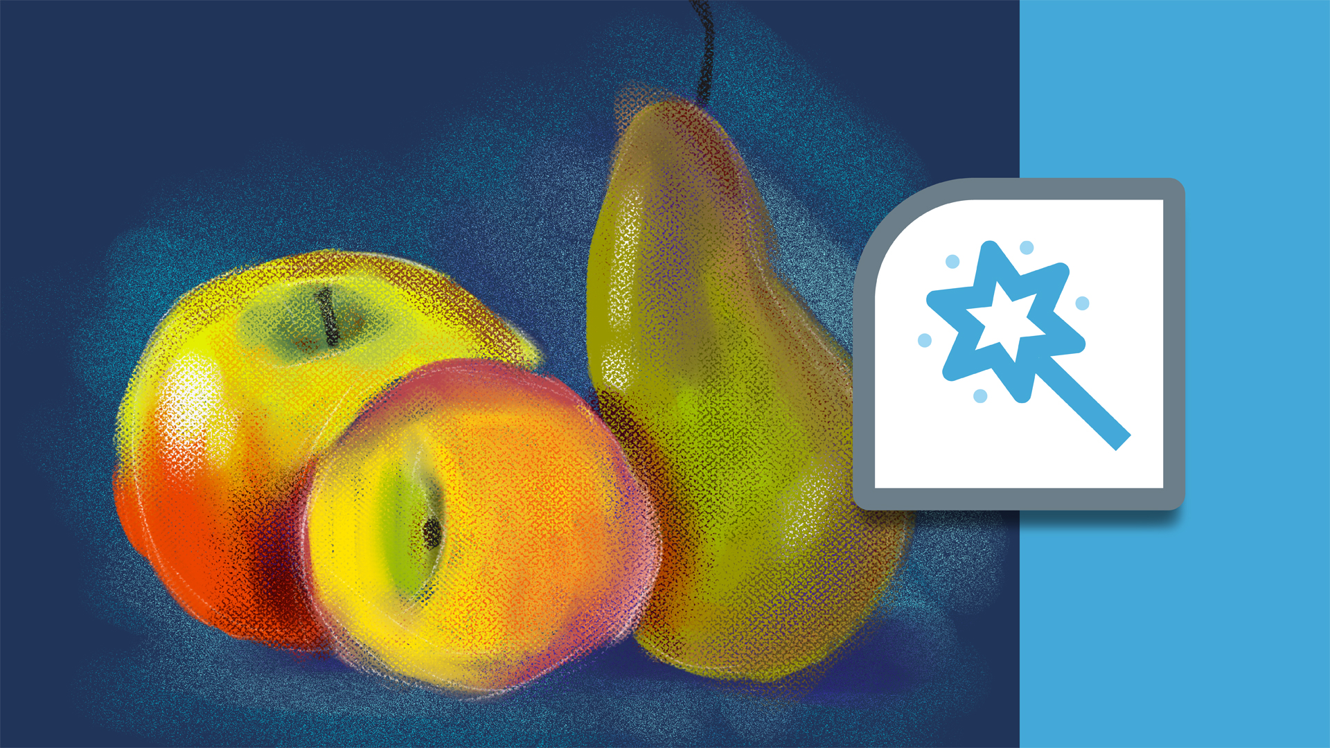 Installing custom content: Pastel Drawing with Photoshop