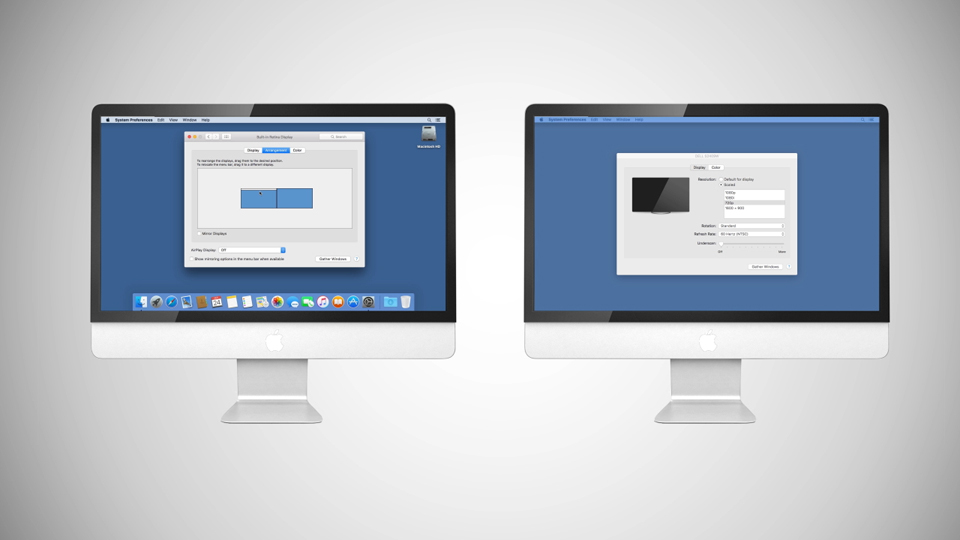 Welcome: Mac OS X El Capitan Essential Training