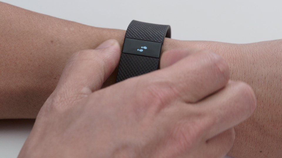 Welcome: Up and Running with Fitbit