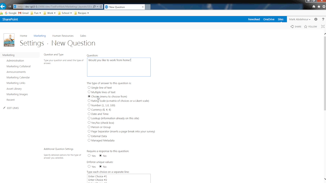 Add an Edit button to your rows: SharePoint Tips and Tricks