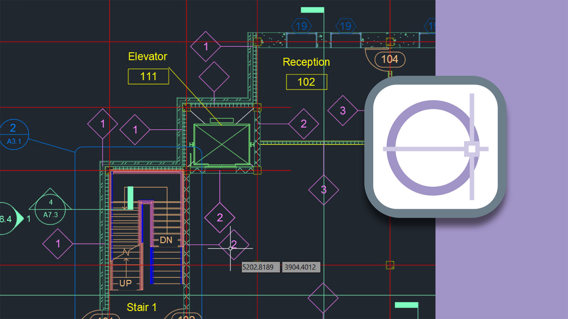 Altering layer assignments for objects: Cert Prep: AutoCAD Certified Professional