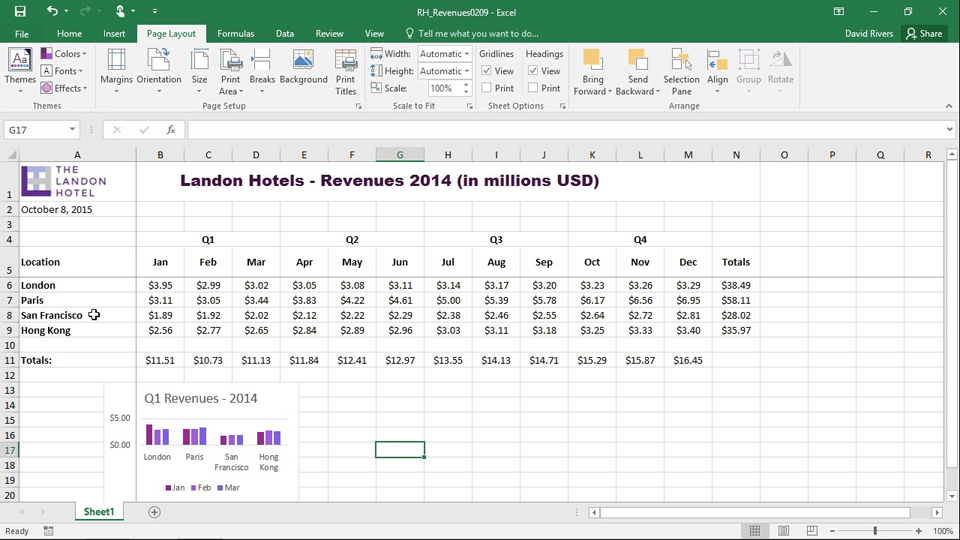 Creating new workbooks and touring the UI: Office 365: Learn Excel