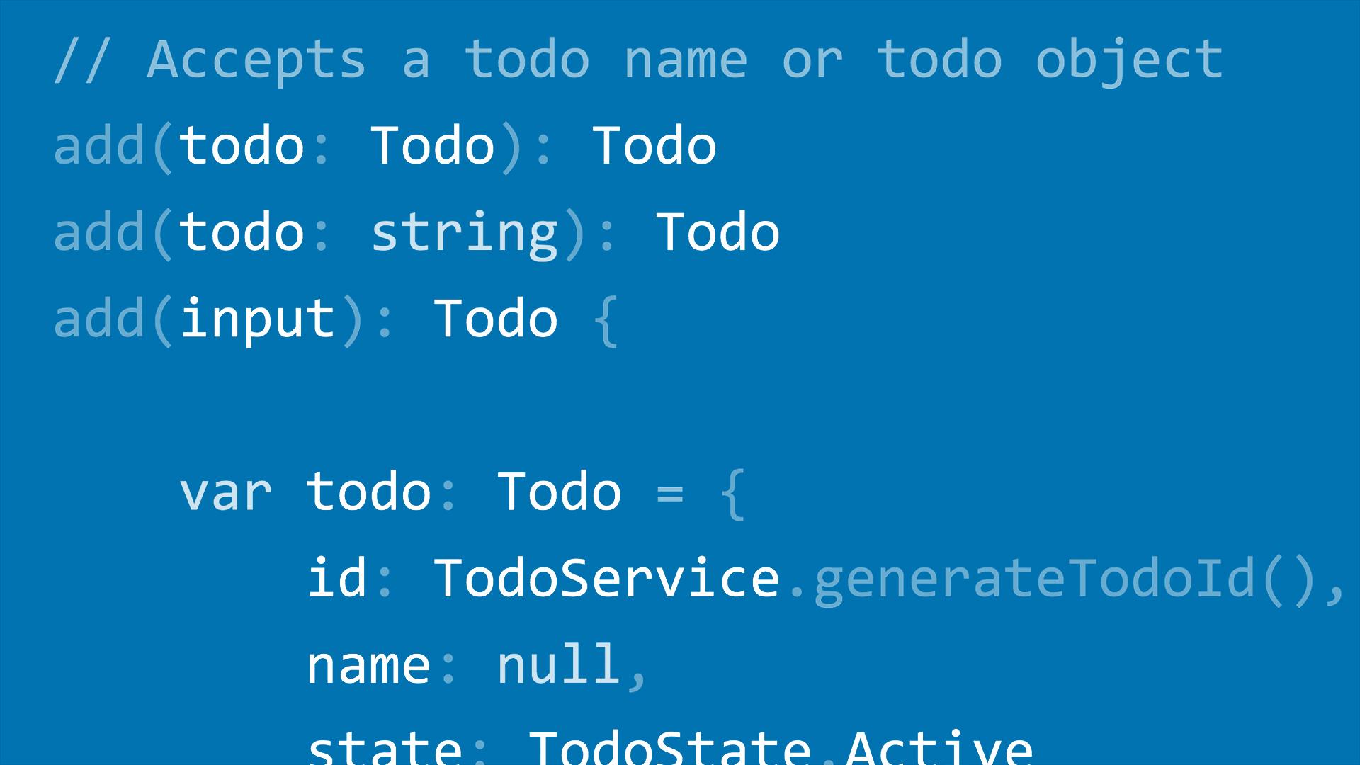 TypeScript Essential Training