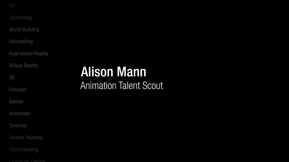 Full movie: Alison Mann: Animation Talent Scout