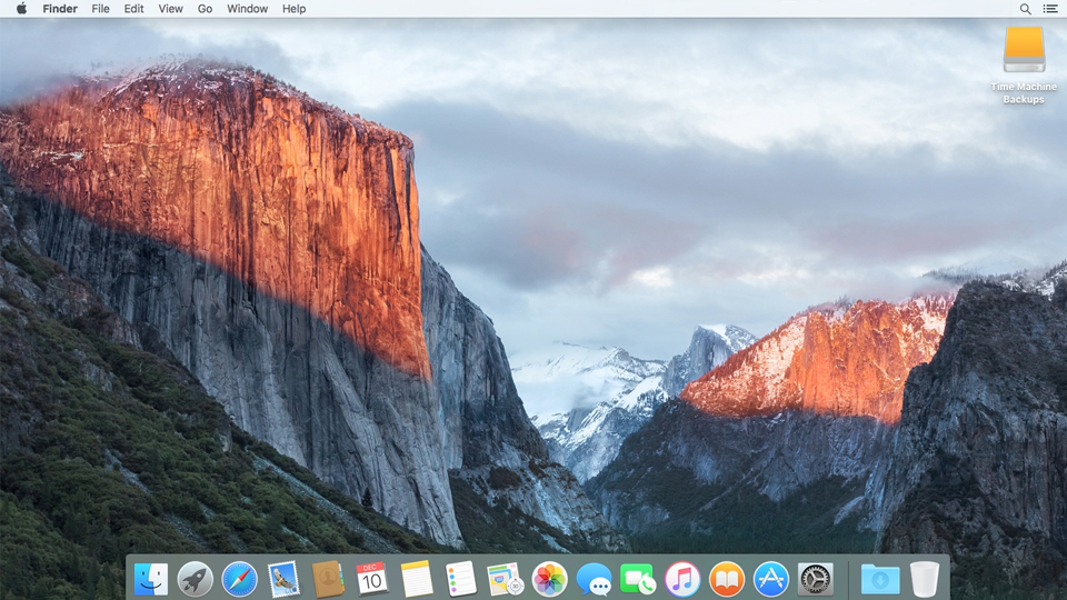 Back up data with Time Machine: IT Administrator's Guide to Mac OS X El Capitan