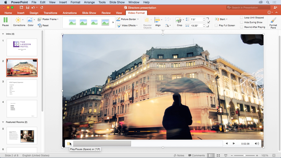 Welcome: Learn PowerPoint for Mac 2016: The Basics