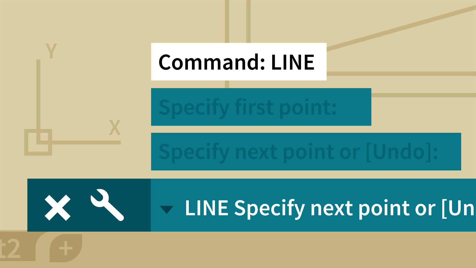 AutoCAD: Using the Command Line (2016)