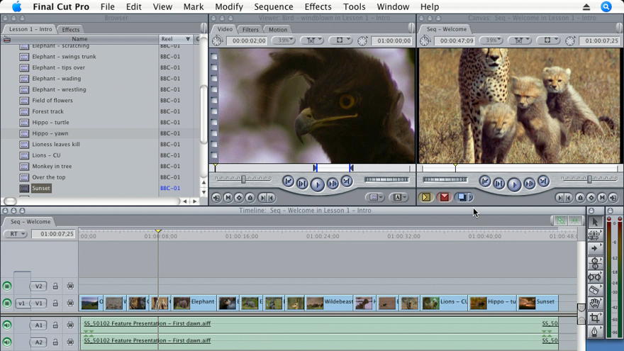 How to use this training course: Final Cut Pro 6 Essential Editing