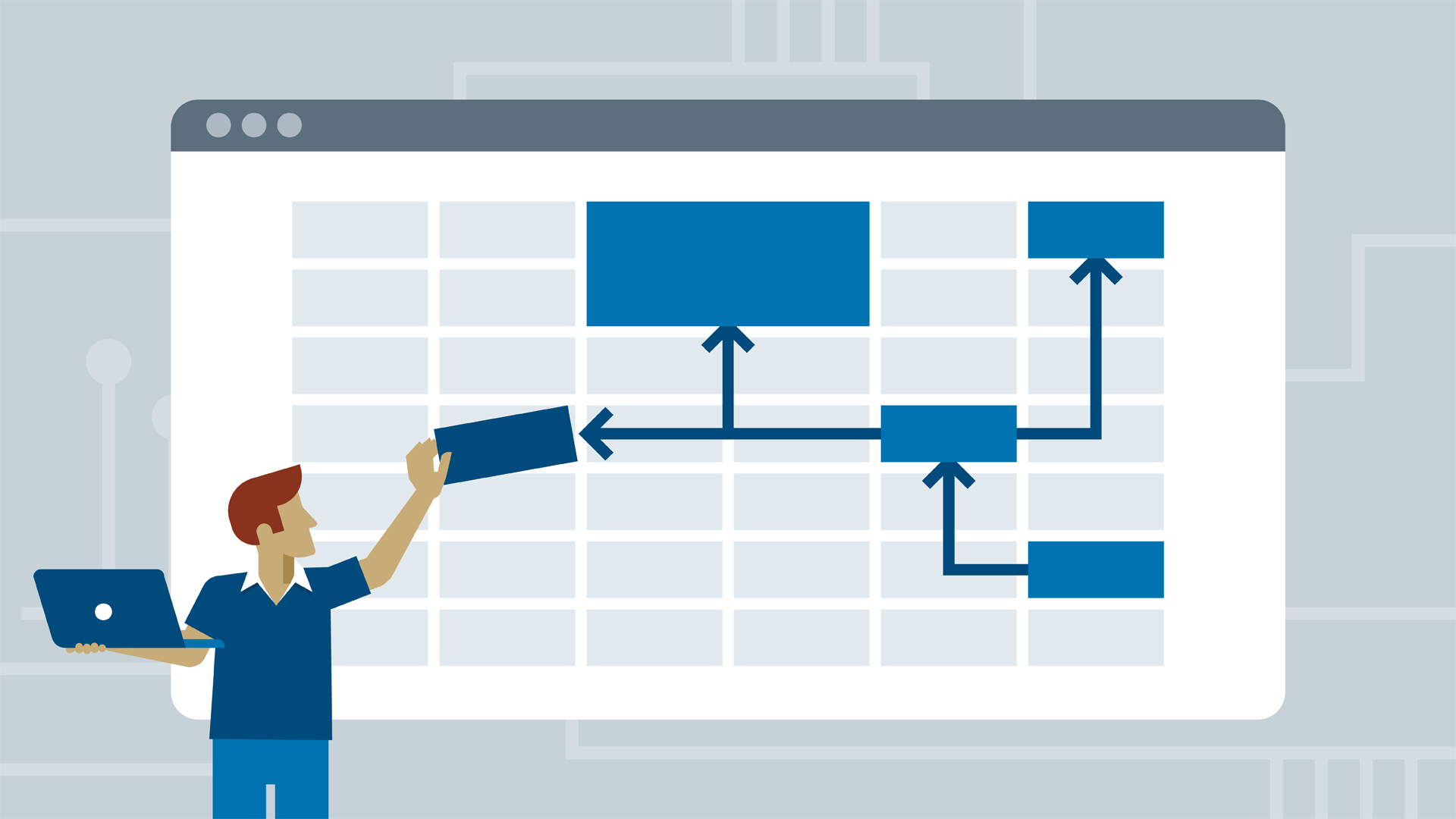 Excel VBA: Process Modeling